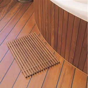 parquet teck pont de bateau parquet salle de bain pont de With parquet pont de bateau leroy merlin