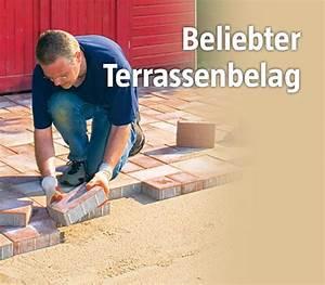 Hornbach Werkzeug Leihen : so verlegen sie terrassenplatten aus naturstein bauhaus ~ Watch28wear.com Haus und Dekorationen