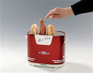 Hot Dog Belegen : ariete 186 hot dog maker im 50 er jahre retrodesign 650 w ~ Orissabook.com Haus und Dekorationen