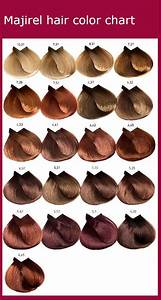 Loreal Majicontrast Colour Chart Majirel Hair Color Chart Instructions Ingredients In