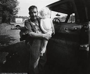 Me and my girl: Shot of Appalachian man and child that's just one of hundreds up for sale in ...