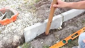 Rasenkantensteine Beton Maße : rasenkantensteine setzen randsteine verlegen kantensteine schneiden lege youtube ~ A.2002-acura-tl-radio.info Haus und Dekorationen