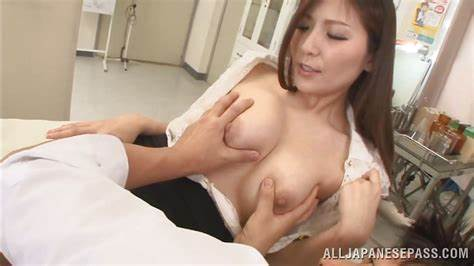 Tit Japanese Cutie Pounding By Her Guy