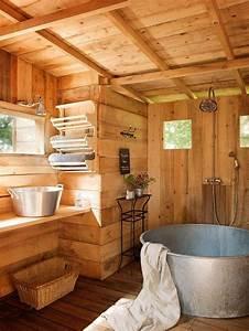 Holz Im Badezimmer : holz im badezimmer design aus ~ Lizthompson.info Haus und Dekorationen