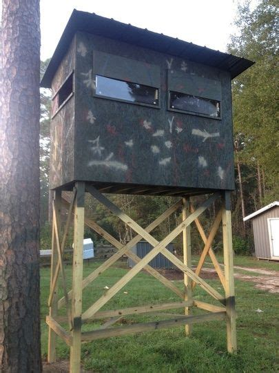 We would like to show you a description here but the site won't allow us. Deer Hunting Shooting Houses | Projects to Try | Pinterest ...