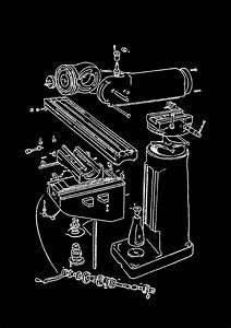 Milling Machine G9903 Manuals