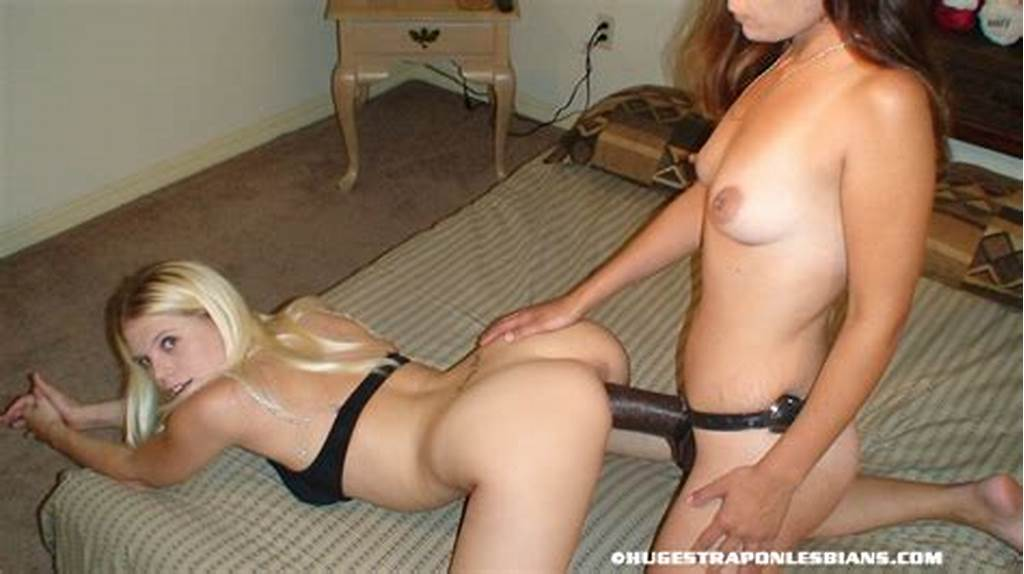 #Jayda #Fucked #By #Strap #On #Dildo
