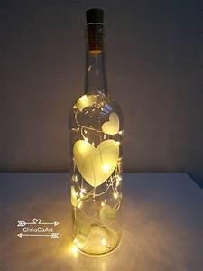Basteln Mit Glasflaschen : text in german and english diese flasche mit vielen ~ Watch28wear.com Haus und Dekorationen