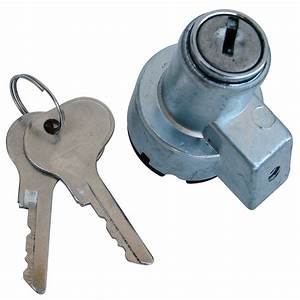 211-905-811c Ignition Switch W  Keys  66