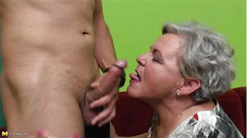 Lucky Grandpa Getting Tiny And Cums On Her Face #Haline #In #\