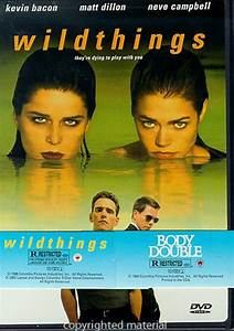Wild Things/ Body Double (2 Pack) (DVD 1998) | DVD Empire