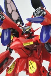 He first appears in macross 7, and also appears in the movie macross 7: ARCADIA Macross 7 Perfect Transform VF-19 Kai Nekki Basara Special with Sound Booster 1/60 ...