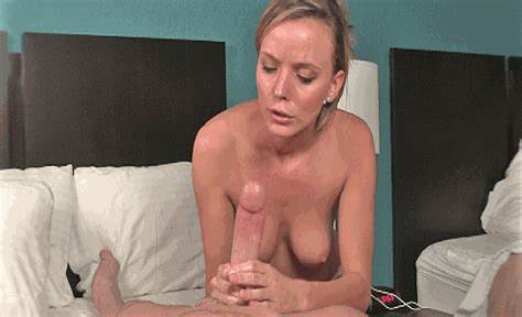 Adorable Spex Mistress Massaging Penis Pristine Edge Doing A Spitting Jerking