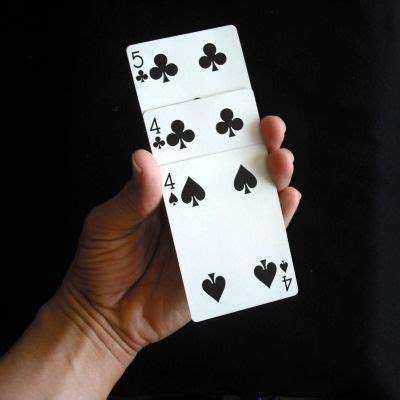 This trick is nothing complicated and requires only a very light training, so handle even the most untrained novice. 16 Cool Card Tricks for Beginners and Kids | Card tricks for kids, Card tricks for beginners ...