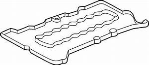 Chevrolet Cruze Engine Valve Cover Gasket