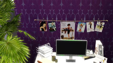 My little the sims 3 world: My little The Sims 3 World: Wall Art
