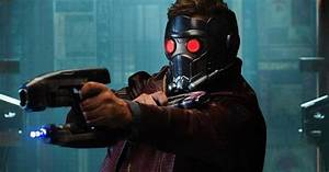 Watch Chris Pratt Try on His Guardians of the Galaxy Mask ...