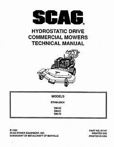 Sm-72 Manuals