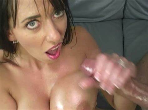 Ripened Woman Handjob And Bukkake