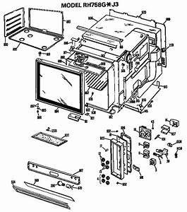 Looking For Hotpoint Model Rh758g J3 Electric Range Repair