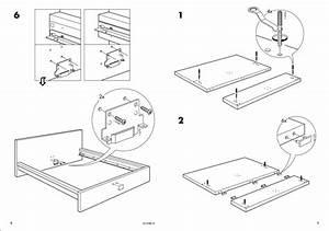 Ikea Malm Bett 180x200 Anleitung : ikea malm bettgestell anleitung zuhause ~ Watch28wear.com Haus und Dekorationen