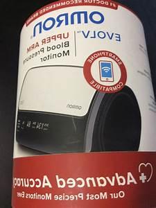 New Omron Evolv Upper Arm Blood Pressure Monitor
