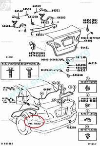 30 2003 Toyota Corolla Parts Diagram
