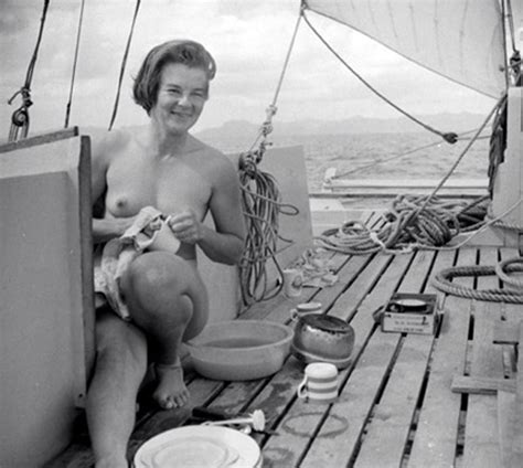 Image result for wharram catamaran nude women