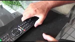 Como Abrir O Controle Sony - Rm-yd064