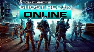 Ghost, Recon, Online, Wallpapers