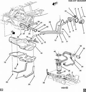 28 2007 Chevy Cobalt Exhaust System Diagram