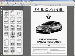 Renault Megane Iii - Workshop Manual