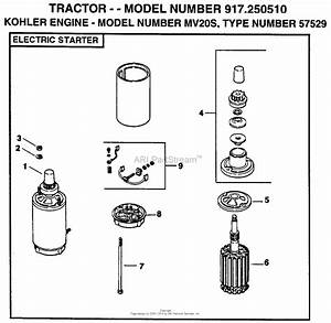 Craftsman 917 Mower Fuel Filter