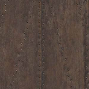 Plaque De Metal : papier peint plaque metal rouille ir51001 de la collection papier peint structure lut ce ~ Teatrodelosmanantiales.com Idées de Décoration