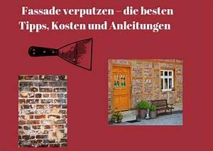 Fassade Neu Verputzen : fassade verputzen die besten 5 tipps anleitungen kosten ~ A.2002-acura-tl-radio.info Haus und Dekorationen