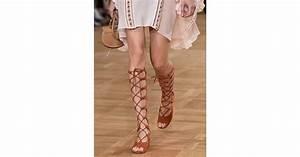 Sandalen Sommer 2015 : trend die sch nsten sandalen f r den sommer ~ Watch28wear.com Haus und Dekorationen