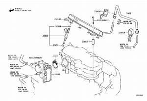 Scion Iq Fuel Injector  Injector Set  Fuel