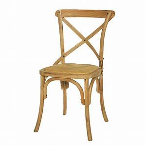 Chaise Jardin Maison Du Monde : chaise en rotin naturel et ch ne massif tradition ~ Premium-room.com Idées de Décoration
