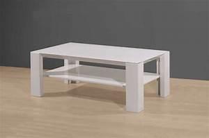 Table Laqué Blanc : table basse laqu noir pas cher mobilier sur enperdresonlapin ~ Teatrodelosmanantiales.com Idées de Décoration