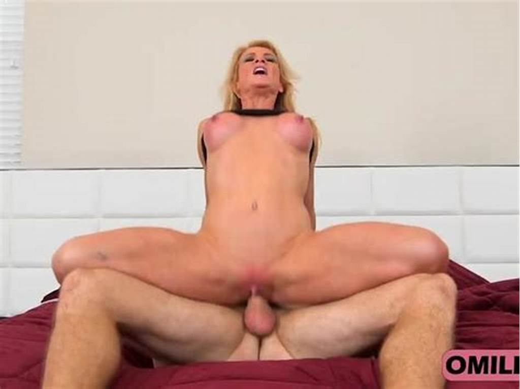 #Sexy #Blonde #Milf #Babe #Picked #Up #In #The #Park #And #Banged #By