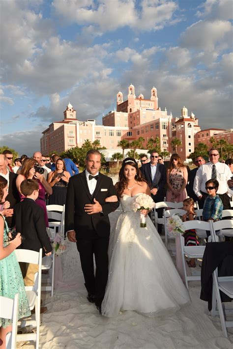 Outdoor Tampa Bay Beach Wedding Ceremony Locations
