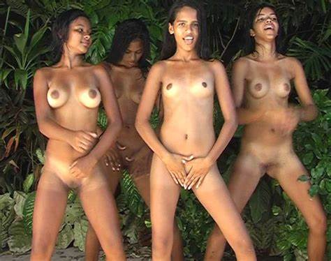 Amazing Brazil Dancing Nudes Four Underboobs Hardcore Kitty Dancing Best Alluring Dance In The