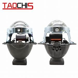 Headlights Q5 3 0 Inch Hid Bi Xenon Projector Lens Modify