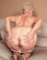 Old mature granny anal