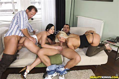 Perverse Three Porn Destroy Foursome Orgy