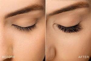 Eyelash Extensions Before  U0026 After Pictures