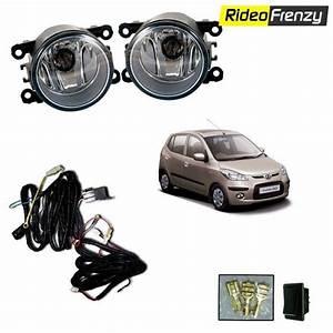 Buy Hyundai I10 Old Model Fog Lamp Light Kit With Wiring