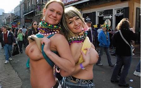 At Teen Nude Mardi Gras