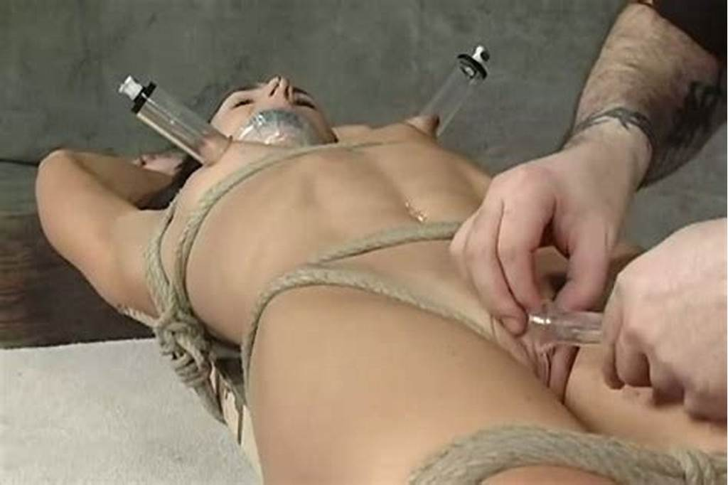#Wenona #Gets #Her #Nipples #And #Clit #Pumped #In #Bdsm #Scene