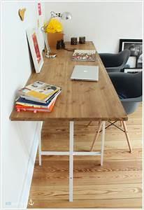 Schreibtisch Selbst Bauen : diy schreibtisch g nstig schnell den schreibtisch ~ A.2002-acura-tl-radio.info Haus und Dekorationen